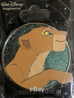 Disney Wdi Nala Héroïnes Le 250 Profil Pin Le Roi Lion Simba