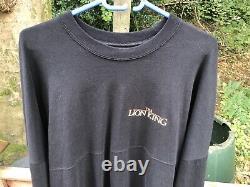Disney World Lion King Spirit Jersey Taille XL