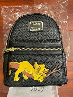 Dormir Simba Lion King Disney Mini Sac À Dos Le 600 Loungefly T.-n.-o. Wdw
