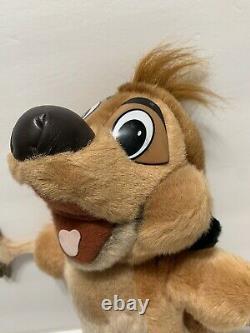 Douglas Co. Cuddle Toys Adulte Timon 14 Rare Disney Lion King Peluche Farcie