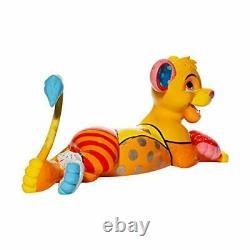 Enesco Disney Par Britto The Lion King Simba Big Figurine 6007099 Ships Global