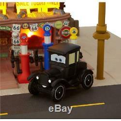 Ensemble De Jeu De Curiosités Curios De Lizzie Cars Precision Series De Disney Pixar Cars Nouveau