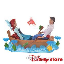 Ensemble De Jeu De Luxe Japon Ems Disney Little Mermaid Kiss The Girl Ariel Et Eric Doll