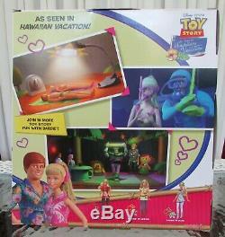 Ensemble De Poupées Barbie Et Ken De Disney Pixar Toy Story À Hawaii Hawaiian Vacation Nouveau Dans La Boîte