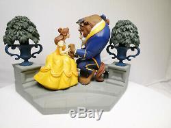 Figur Disney Enesco Enchanteur A29483 Heureux ICI Belle Et La Bête Belle