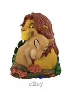 Figurine De Taille Moyenne, Grande, Figure Du Roi Lion Simba & Nala, Neuve Dans Son Emballage