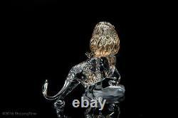 Figurine Swarovski Disney Lion Roi Mufasa 2010 1048265
