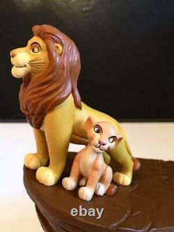 Fossil Lion King II Simba's Pride Watch Disney Store Edition Limitée Du Japon