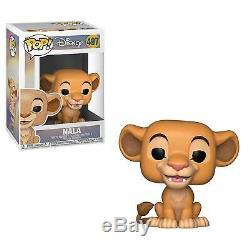 Funko Pop! Disney Le Roi Lion -ensemble De 7 Bonus, Simba, Mufasa, Nala, Pumb