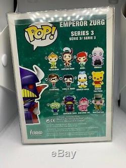 Funko Pop! Disney Toy Story Empereur Zurg (vaulted) Avec Protecteur