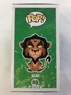 Funko Pop Scar 89 Disney Le Roi Lion