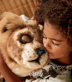 Furreal Disney Le Roi Lion Roar Puissant Simba Animé En Peluche