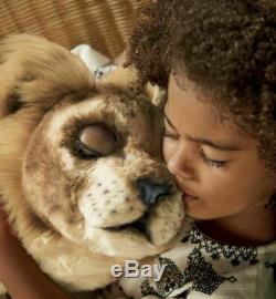 Furreal Disney Le Roi Lion Roar Puissant Simba Animé En Peluche 4 Ans Et + Nouveau