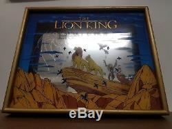 Image Du Verre De Film Disney Le Roi Lion / Le Limited Rare