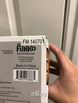 Jeremy Irons Cicatrice Signée Funko Pop 89 Objet Roi Du Roi Lion De Beckett Baseck