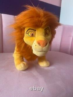 König Der Löwen Simba Disney Store Japon Plüschtier Lion King Peluche Rare 2019