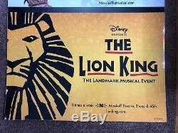 La Comédie Musicale Et Le Roi Lion Au Théâtre De Broadway