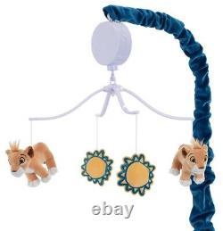 Lambs & Ivy Disney Baby Lion King Adventure Chambre De Bébé Literie 4 & 5 Set Pc