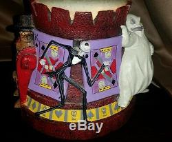 Lampe De Lave Disney Rare 2001 Nightmare Before Christmas Xmas Coffret Neca Oogie Jack