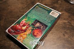 Le Roi Lion Collection Masterpiece Disney Vhs 1995