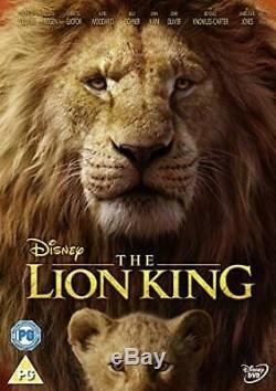 Le Roi Lion DVD 2019 DVD 4vvg Bon Marché Rapide De Disney Déposer