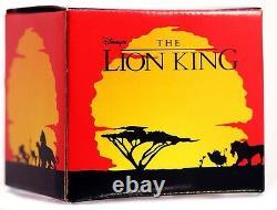 Lion King Rafiki Figural Mug 3d Cup Disney Applause Guard Vintage Rare Brand New