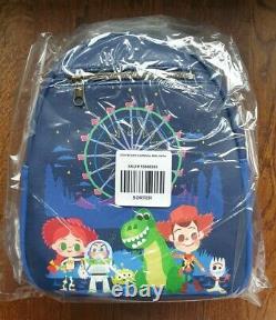 Lot De 8 Sacs À Dos Disney Mini Par Loungefly (toy Story, Dumbo, Lion King, Moana)