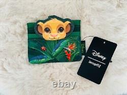 Loungefly Disney Le Lion King Trio Mini Sac À Dos