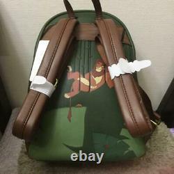 Loungefly X Disney Lion King Sac À Dos Ruck Sack Bag Green Rare Nouveau