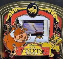 Morceau De Disney Movies Pin The Lion King Rafiki Holding Simba Le 2000 Grail Podm