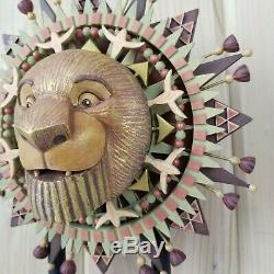 Mufasa Sculpture Le 1500 Kevin Kidney Le Lion King Disney Célébration Avec Coa