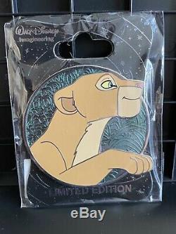 Nala Le Roi Lion Simba Disney Héroïnes Wdi Mog Profil Pin Le 250