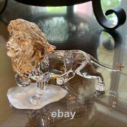 Nib Swarovski 2010 Roi Lion Mufassa 1048265