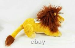 Nouveau Disney Store Adult Simba & Cicatriciel En Peluche Le Roi Lion Disney Parks 2011