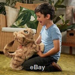 Nouveau Furreal Disney Le Roi Lion Roar Puissant Simba Interactive Pet Toy Cadeau D'anniversaire