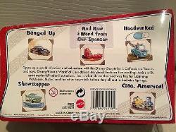 Nouveau! Judy Cousin Jud Buford Et Le Grand Groupe De Miniatures Cletus