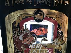 Nouveau Podm Piece Of Disney Movies Pin The Lion King Simba Mufasa Sarabi Le Rare
