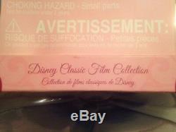 Nouveau Rare Coffret Cadeau 10 Poupées Disney Princess Classic Film Collection