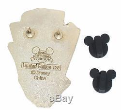 Nouveau Rare Le 125 Disney Pinboys Club Evil Villain Roi Lion Oncle Of Simba Scar