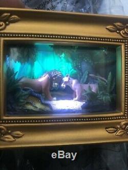 Olszewski Galerie Disney Of Light Roi Lion Dp-gl016