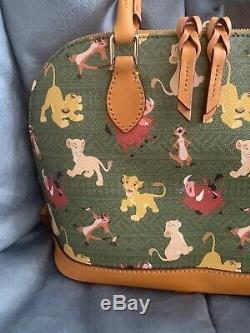 Parcs Disney Le Roi Lion Satchel Bourse Par Dooney & Bourke New Great Placement