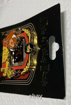 Pièce De Film Disney Pin The Lion King Simba & Scar Film Rare Le 2000 Podm