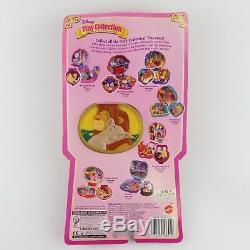 Polly Pocket 1996 Disney Roi Lion Playcase Neufs & Scelles