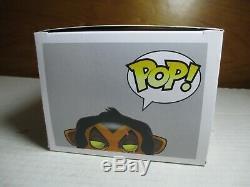 Pop Disney # 89 Mib 4 Figurine En Vinyle Avec Cicatrice Le Roi Lion Funko