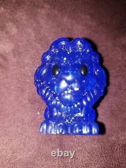 Rare Blue Spirit Mufasa Ooshie Glitter Woolworths Le Roi Lion Ooshies
