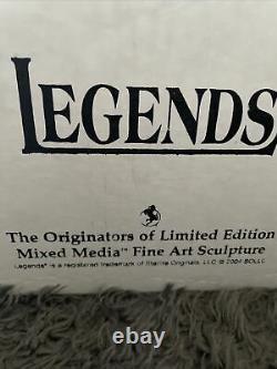 Rare Starlite Originals Disneyland Disney Legends Mufasa Lion King 113/950