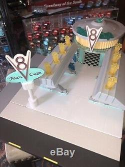 Ressorts De Radiateur Flos V8 Cafe De La Série Precision Cars Disney