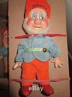 Rick Knickerbocker Blanc Neige Et Les Seven Dwarfs 1937 Dans Son Emballage D'origine