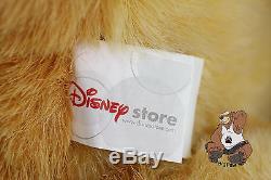 Roi Du Lion Disney Mufasa Simba 28 Peluche Jumbo Vintage Disneyana Tlk Pas Douglas