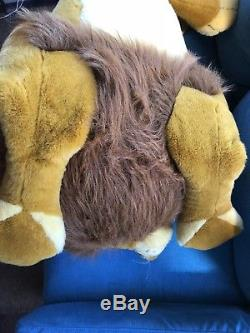 Roi Lion Adulte Simba Énorme 40 Peluches Peluche Disney Douglas
